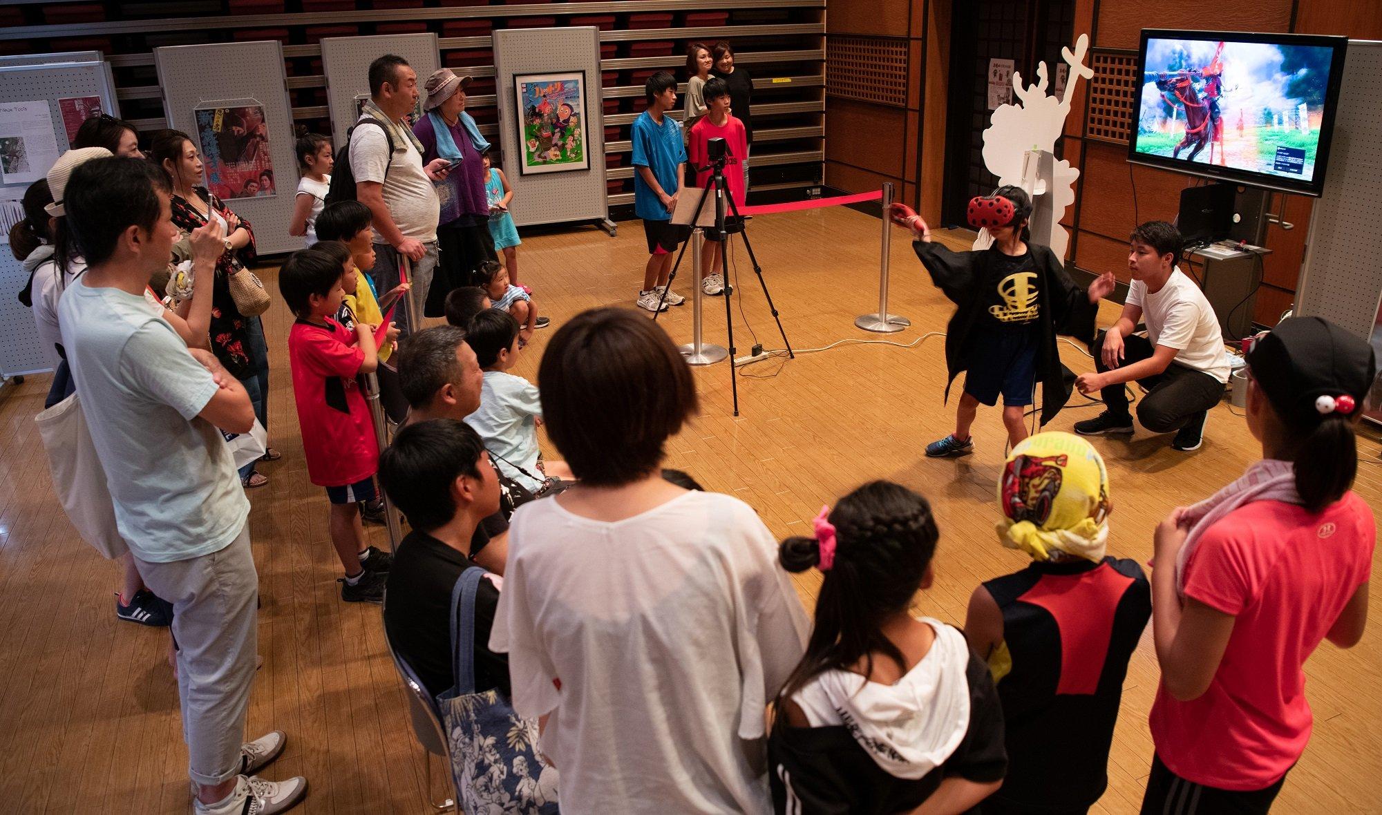 【6月25日】岩櫃真田忍者ミュージアム「にんぱく」子ども(小学生)のイメージその1