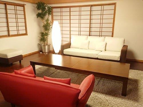 レンタルスペース 新宿オアシスハウス 和洋室&LDK 20畳 1時間レンタルのイメージその1