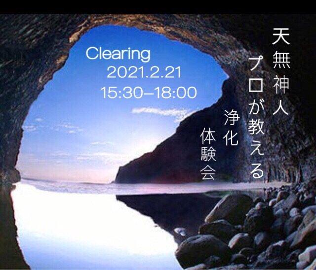 【初回価格】プロが教える自分でできる「浄化・クリアニング」体験会(オンライン参加も可能)のイメージその1