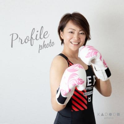 プロフィール&お仕事写真(修整込)