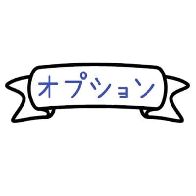 トータルケアオプションチケット(500円分)