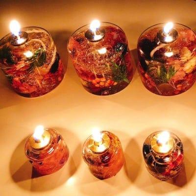 2/11(月・祭)ハーバリウムランプ講座