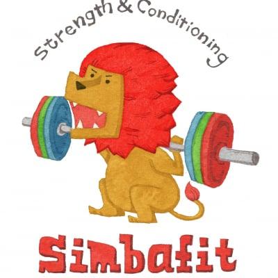 Simbafit様 Logo制作(分割20回分)