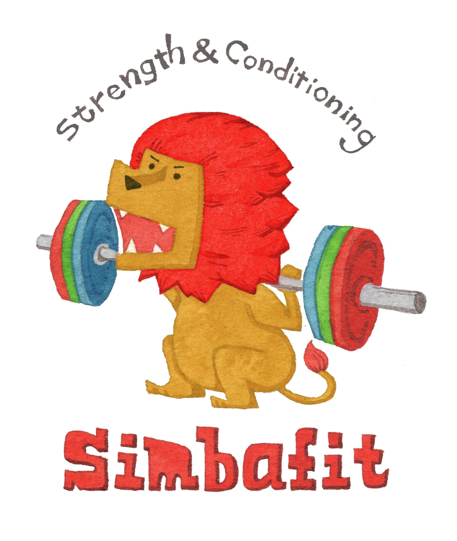 Simbafit様 Logo制作(分割20回分)のイメージその1