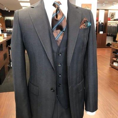 3/1 先着10名様限定 工場見学付きパターンオーダースーツお仕立券