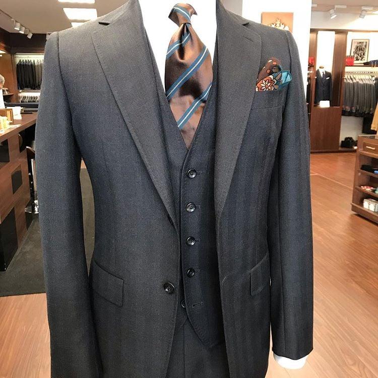 3/1 先着10名様限定 工場見学付きパターンオーダースーツお仕立券のイメージその1