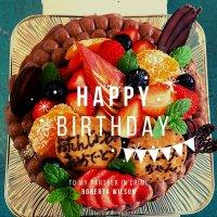 [現地払い専用]お誕生日ケーキチケット[VEGAN/グルテンフリー]