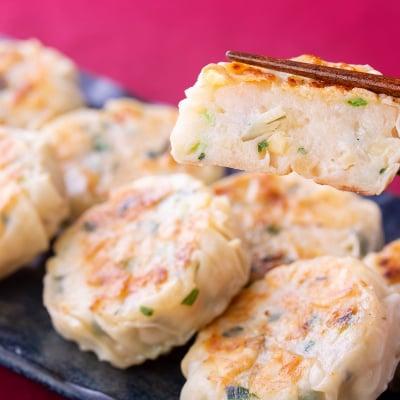 プリプリな海老が沢山入った海鮮焼き40g×8個入。 お弁当やビールのお供に最高!