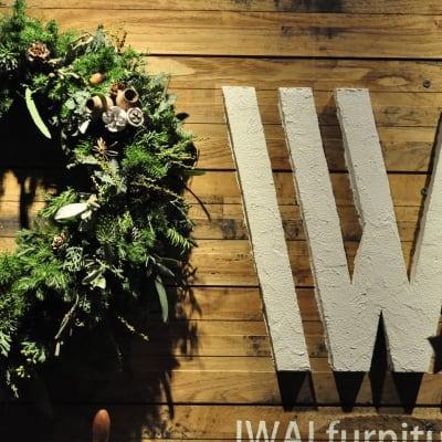【現地払い】『生植物のクリスマスリース作り』ランチ付き!お得なウェブチケット!