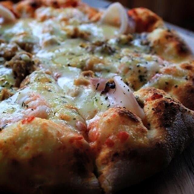 【ピザ】G(エビ、イカ、ツナ)のイメージその2