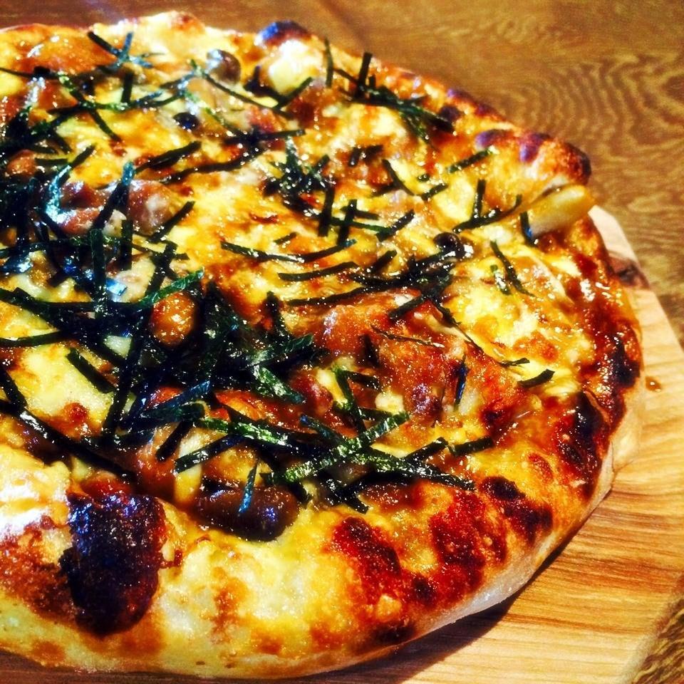 【ピザ】T(チキン、テリヤキソース)のイメージその2