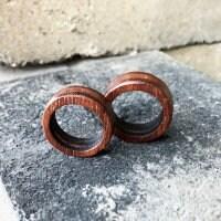 【M様専用】wood-Ring 《ペア 木婚式 木の指輪》