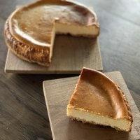 お家でカフェ 《しっとり濃厚自家製ベイクドチーズケーキ》6号/18cm 750g
