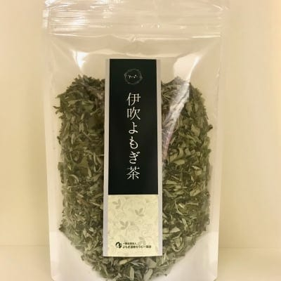 伊吹よもぎ茶お徳用50g