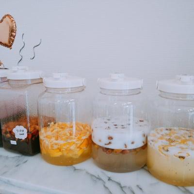 12月13日(金)10時開催【簡単・早い・安全安心・美味しい!】♪ 幸せを呼ぶミネラル発酵ドリンク講座♪