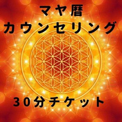 マヤ暦カウンセリング お試し30分(対面・オンライン)