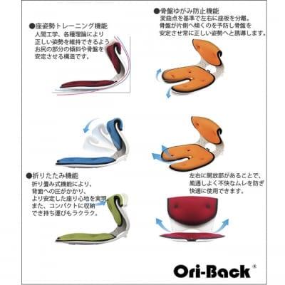 姿勢トレーニングチェア Ori-Back Chair