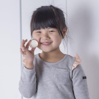 【プルプル丸くてかわいいお試しサイズの石けん】白美の雫 洗顔石鹸(30g)