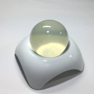 「白美の雫 洗顔石鹸(100g)」+専用ソープディッシュセット(絵柄なし)