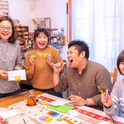 横浜で消しゴムはんこレッスン☆チケット