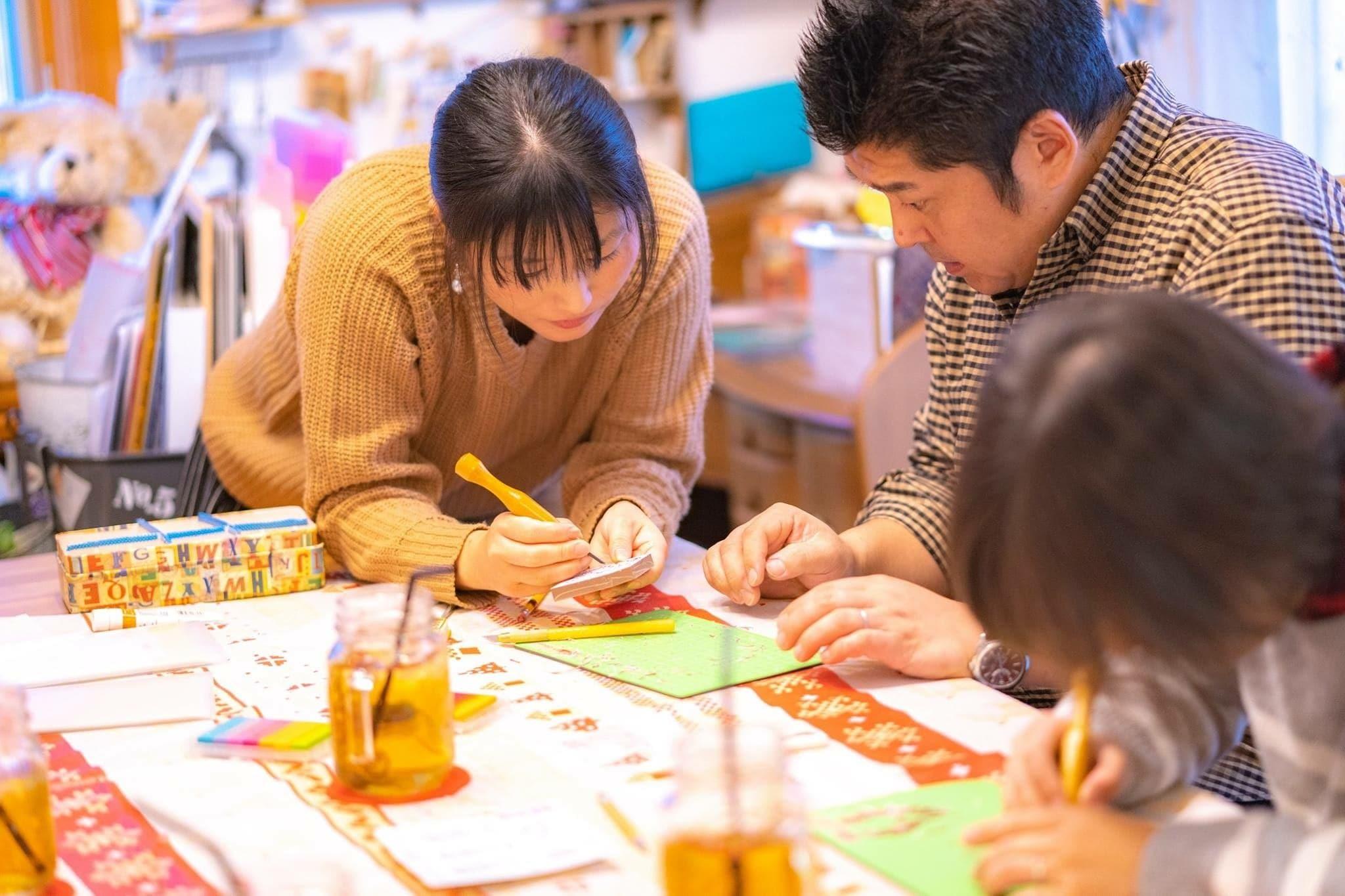【初回体験】横浜で消しゴムはんこ体験レッスン☆チケットのイメージその1