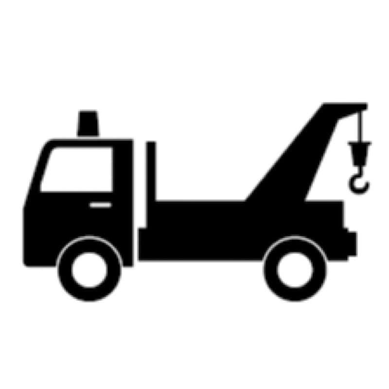 【現地対応】燃料補給・タイヤ付け替え・バッテリー上がり等積載基本料金のイメージその4
