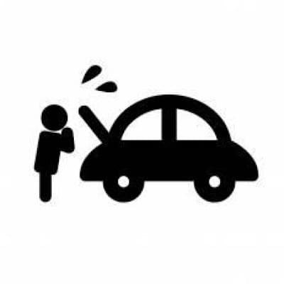 【現地対応】故障車・事故車積載基本料金