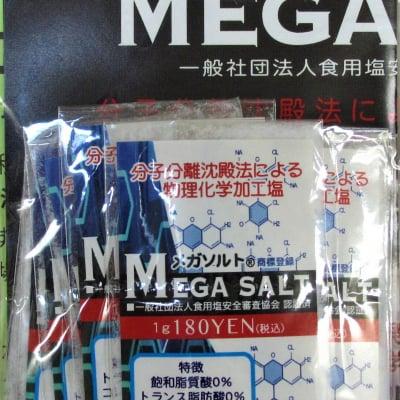 メガソルト(水素水)1g 11包セット の画像2