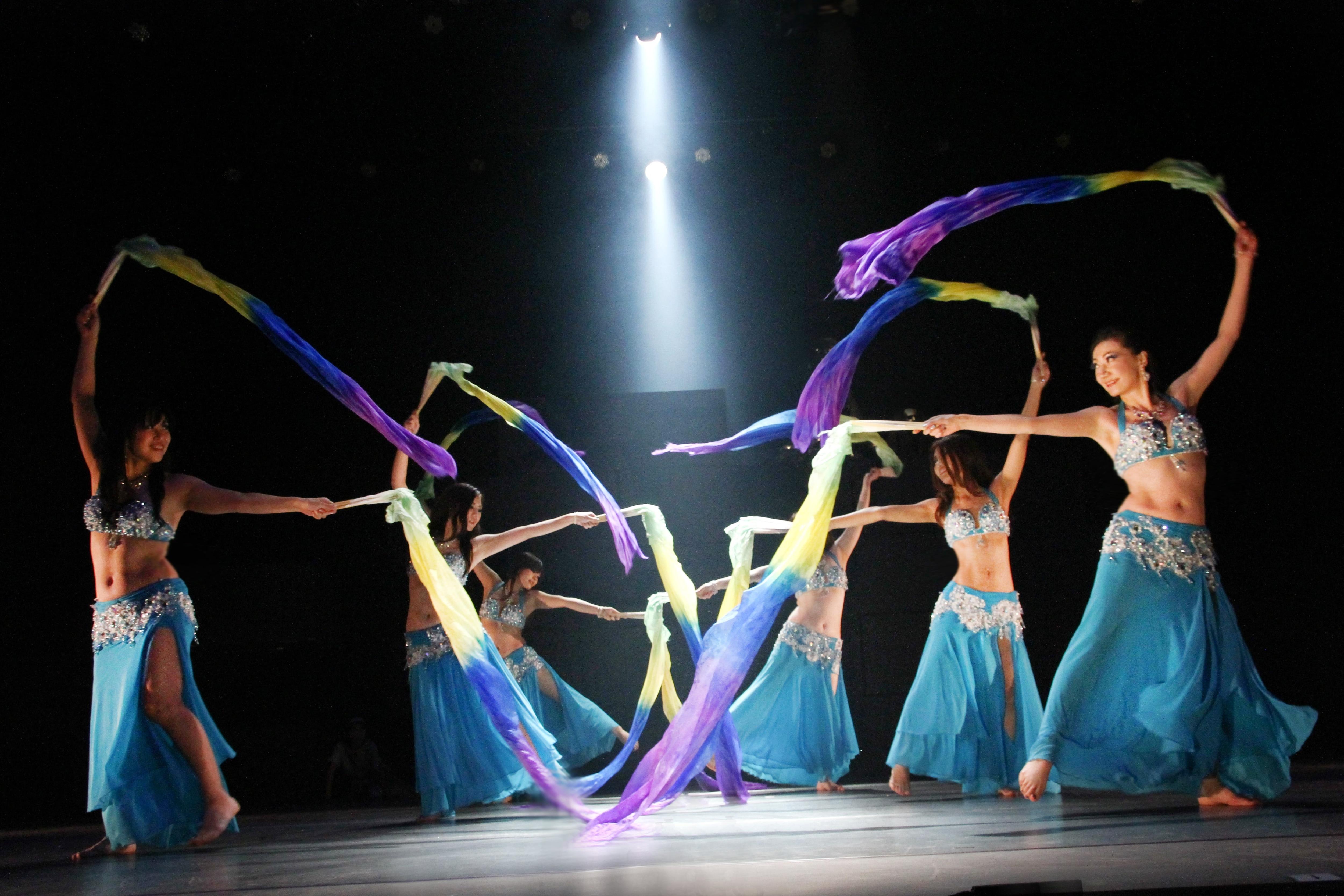 【ベリーダンス】【10万円プラン】国内トップレベルのダンサーによる華麗なステージ!!のイメージその2