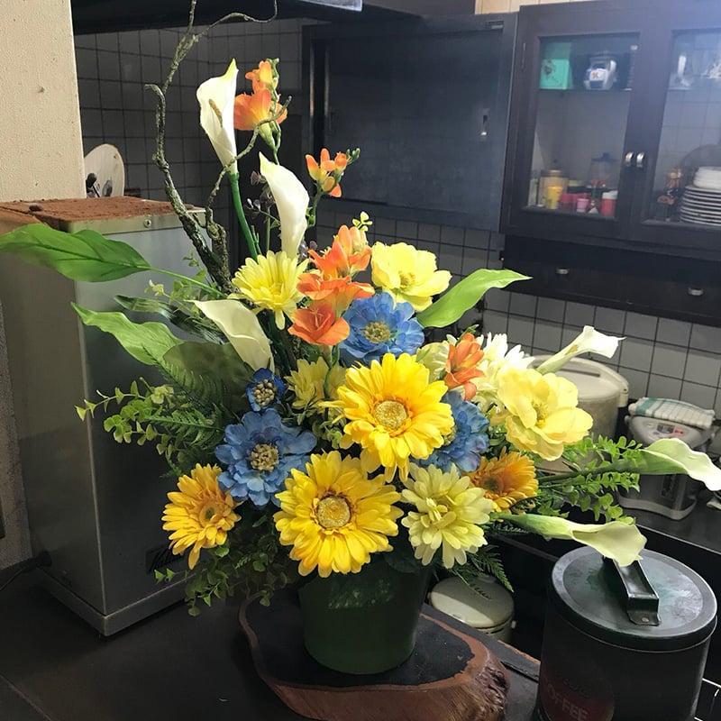 【毎月交換】季節のお花アレンジメントのイメージその5