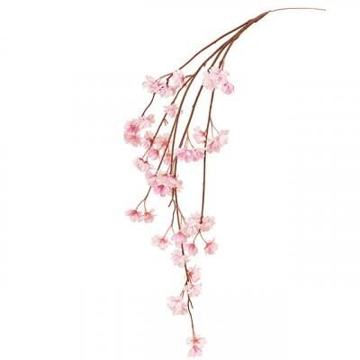 造花/春の花/ひめ桜バイン/ピンク/2本組/No71