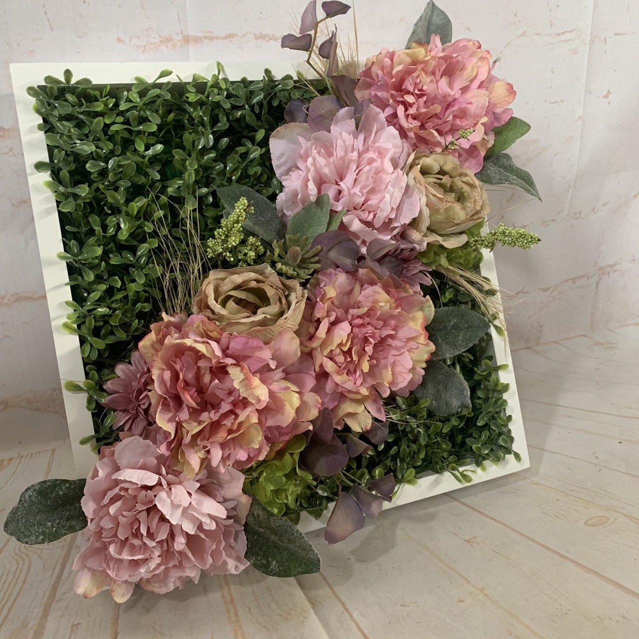 【ひまわり整骨院様専用】《壁掛けお祝い花》のイメージその1