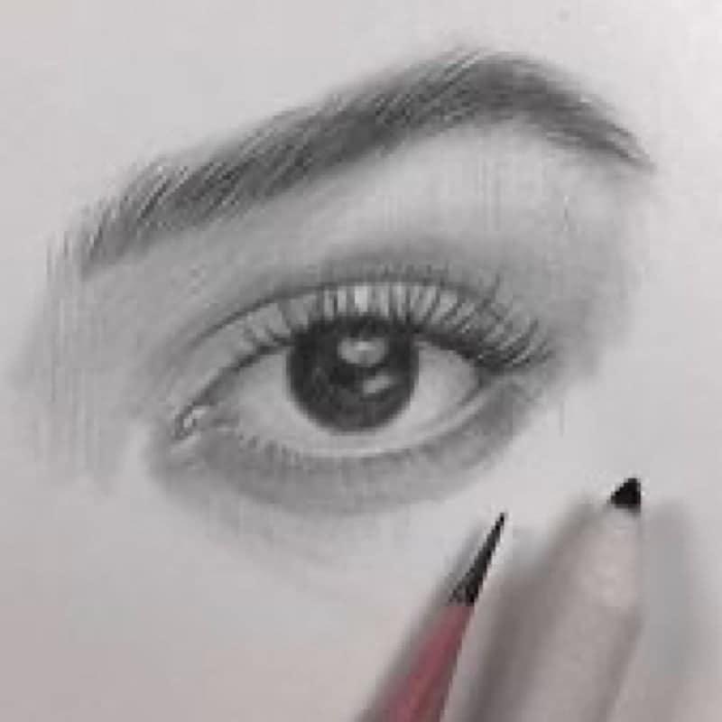 眉カットのイメージその1