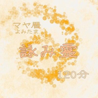 対面【詠み霊 】〜よみたま〜 リーディングセッション120分券