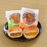 闘牛まんじゅう(10個入り)- 和洋菓子と惣菜の店 ふくや -
