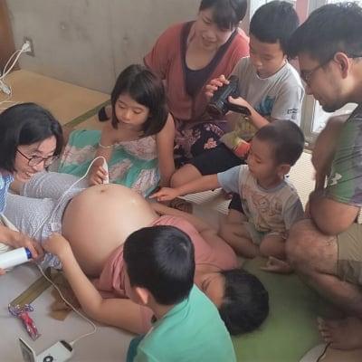 妊婦健診 自宅訪問 妊婦健診受診票使用時