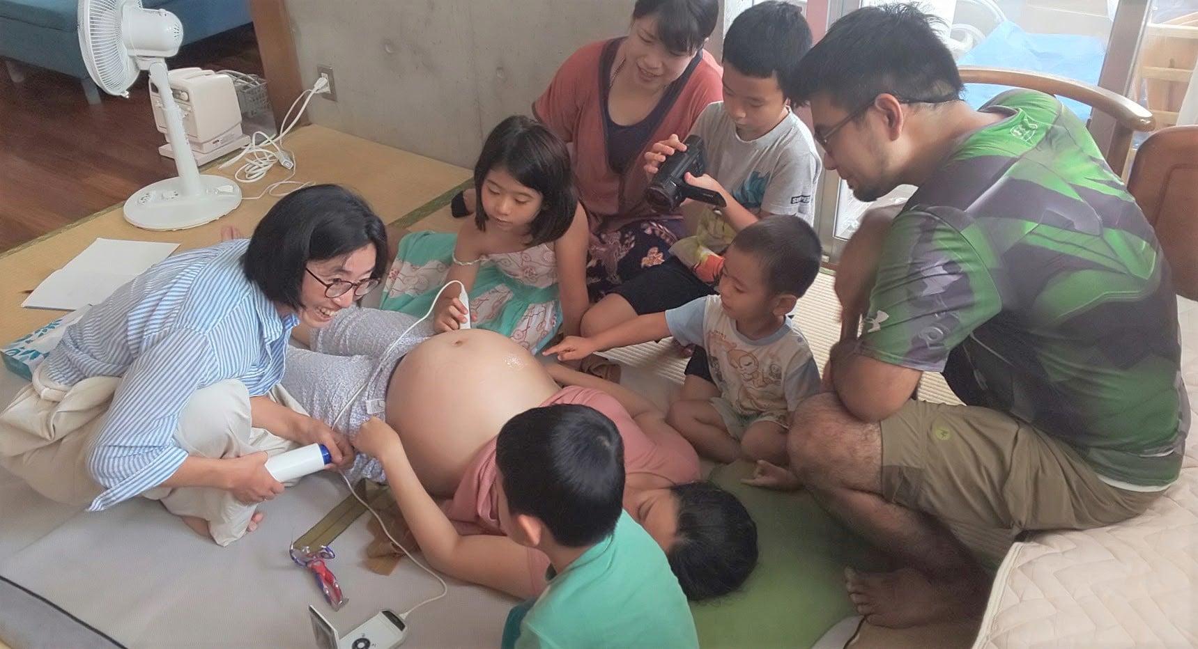 安産サポート 妊娠中から継続サポート 2回目以降のイメージその2