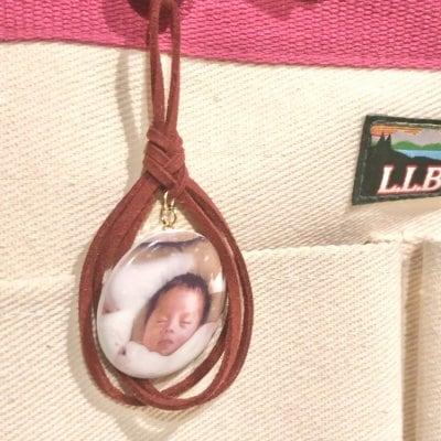 【オーダーメイド】大事な家族やペットの写真でバッグチャーム製作