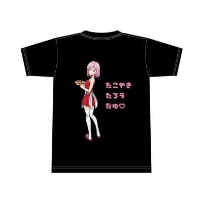 【店頭払い・店頭受け取り限定】たこやき太郎/オリジナルTシャツ/Mサイ...