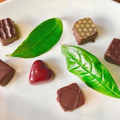 【季菓貴kikaki特製ボンボンショコラおすすめ6個セット】