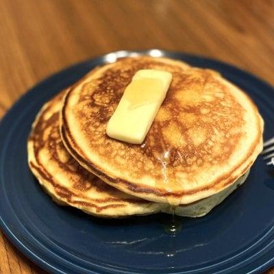 【国産食材のパンケーキミックス】白砂糖、香料、乳化剤など不使用