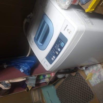 洗濯機【定額】取り外し回収チケット