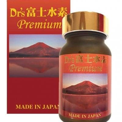 Dr's富士水素プレミアム(60粒入り)水素で体を整えるサプリメント〜鳴...