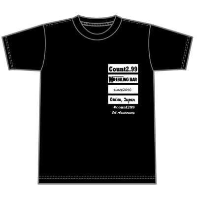 【Tシャツ】カウント2.99オフィシャルTシャツ