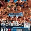 【チケット】大日本プロレス 8.18(日)大阪大会:RS(カード決済不可)