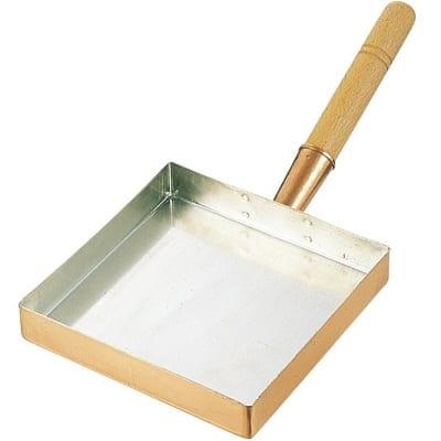 銅玉子焼 関東型