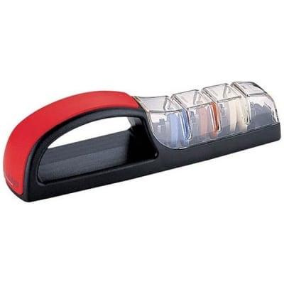 セラミックウォーターシャープナー№550/BR 両刃用 家庭用 業務用 包丁研ぎ