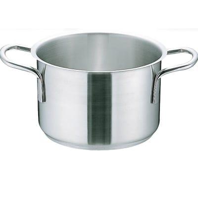 Murano(ムラノ) インダクション18-8 半寸胴鍋 45(cm) 電磁調理器対応鍋