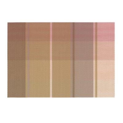 カーサコレクション プレースマット オーロラピンク 435×305(mm)
