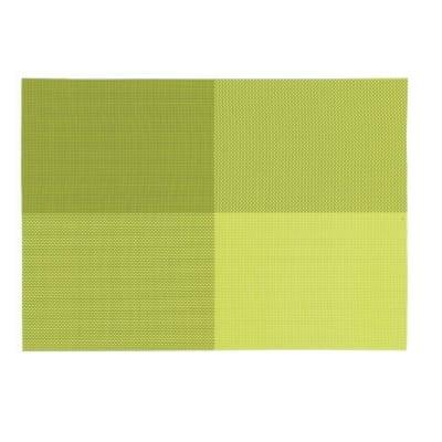 カーサコレクション プレースマット クアトログリーン 435×305(mm)